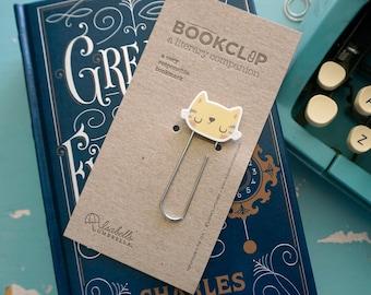 Cat Bookmark (Bookclip)