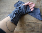 DRIFTER arm warmers organic cotton hemp jersey lighter weight naturally hand dyed