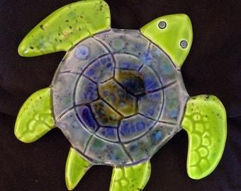 Ceramic Sea Turtle