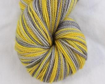 Grellow - Alrisha Sock Hand Dyed Yarn