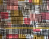 NEW Art Gallery Make Patches Shabby on cotton Lycra  knit fabric 1 yard