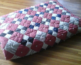 Beautiful Antique 1940's Farmer Quilt ~~ NEW PRICE!!