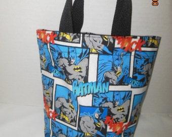Batman Tote/Gift Bag/Party Favor Bag