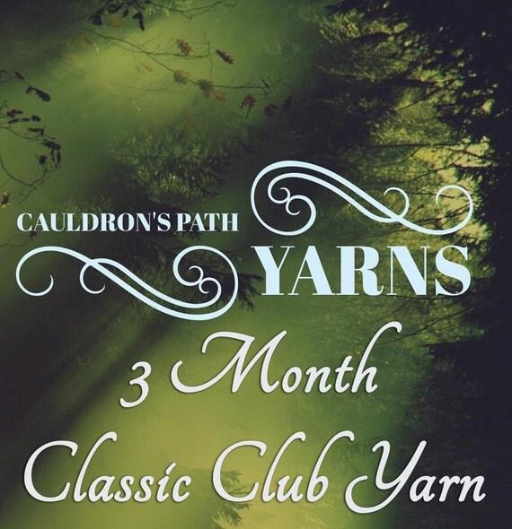 3 Month Classic Yarn Club