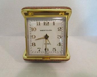 VINTAGE - Westclox Alarm Clock
