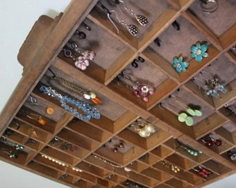 Printer Drawer Jewelry Hanger Medium