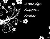 Reserved For Kristie Perrault Custom Wedding Order