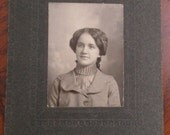 Vintage Photograph of Young Girl/Woman
