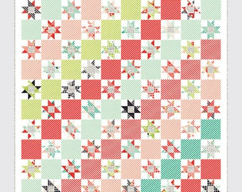 Candy Stripes - Pattern by Thimble Blossoms (TB 204)