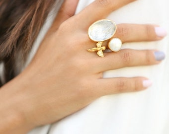 30% Fall Sale The Angel Ring