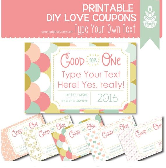 Free Printable Coupons to Include in Your Gift Basket. This page is all about free printable coupons for you to use. I designed the below coupons as