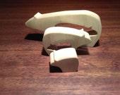 White Polar Bear puzzle