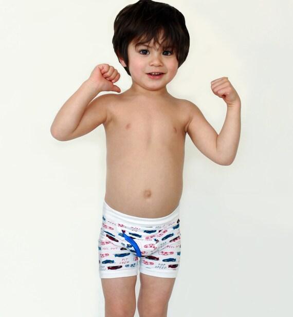 Wee Beginner Boxer Brief trainer underwear pants