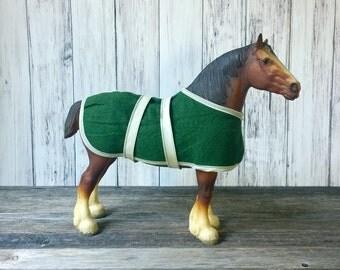 Breyer Horse Horse Figurine Vintage Breyer Horse clydesdale Mare Horse Brown Horse Horse 1969 collectible
