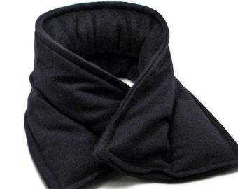 Microwave Neck Wrap for Men or Women, Heat Pack, Outdoor Sportsman Gift for Retirement, Athlete, triathlete, groomsmen gift