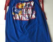 gameday t-shirt dress