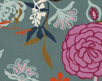 Blue Loft 1800 Print 100% Cotton Quilting Fabric