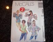 McCall's misses' kimono top pattern