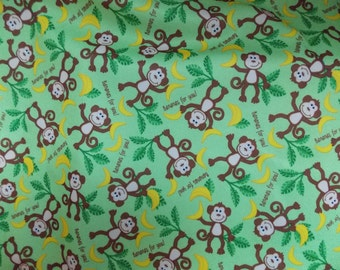 1/2 yd Children's Fabric  Waterproof