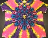 Custom Tie Dye Shirt, Size 4X