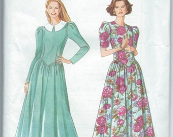 Simplicity 9154 Misses'/Misses' Petite Dress - Size 6-16 - Uncut Vintage Pattern