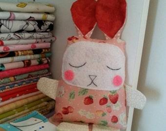 Stuffed Bunny, Stuffed Rabbit, Bunny, Rabbit, Stuffed Animal, Toy