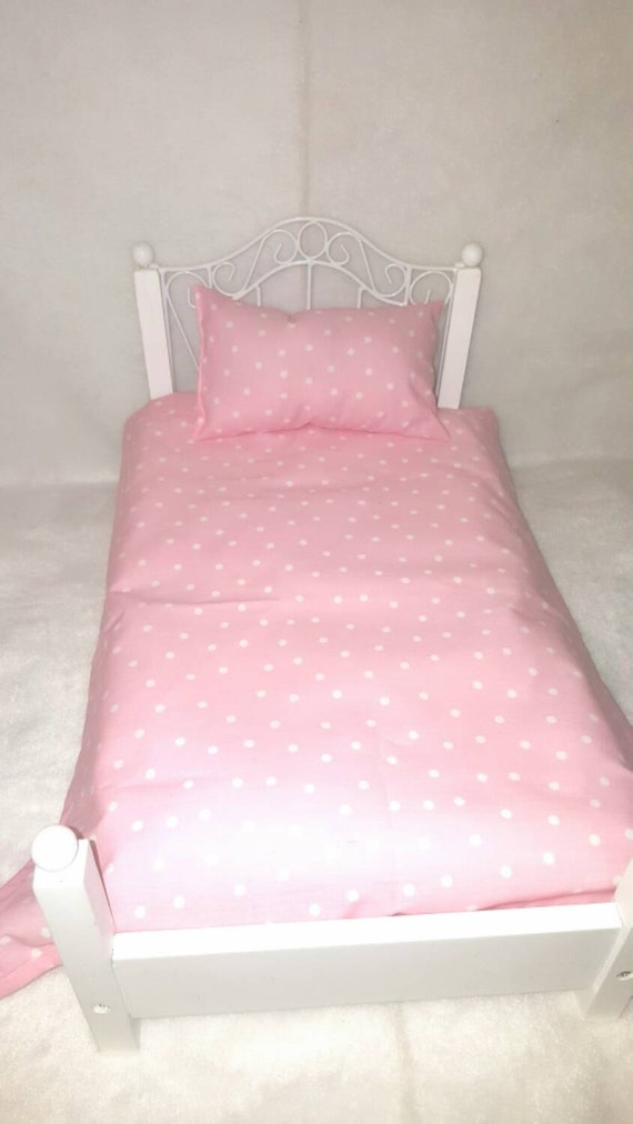 American Girl,  Pink Sheet Set