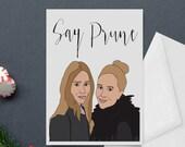 Say Prune - Pop Culture - Cards