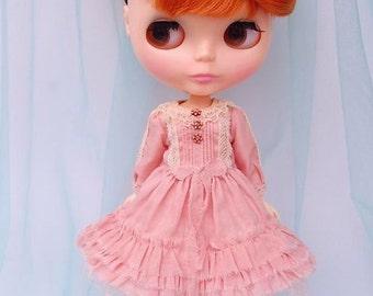 Blythe sakura dress set