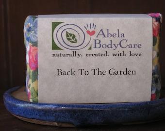 Back To The Garden Natural Seagrove Soap 6 oz.