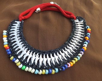 Soda Tab Necklace