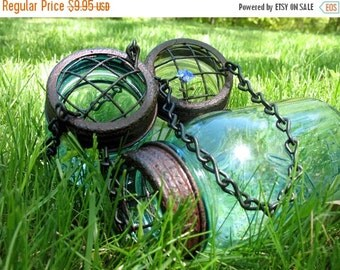 Sale Hanging Mason Jar Flower Frog LID ONLY. DIY Mason Jar Flower Holder. Rustic Flower Vase, Country Farm House and Garden Decoration