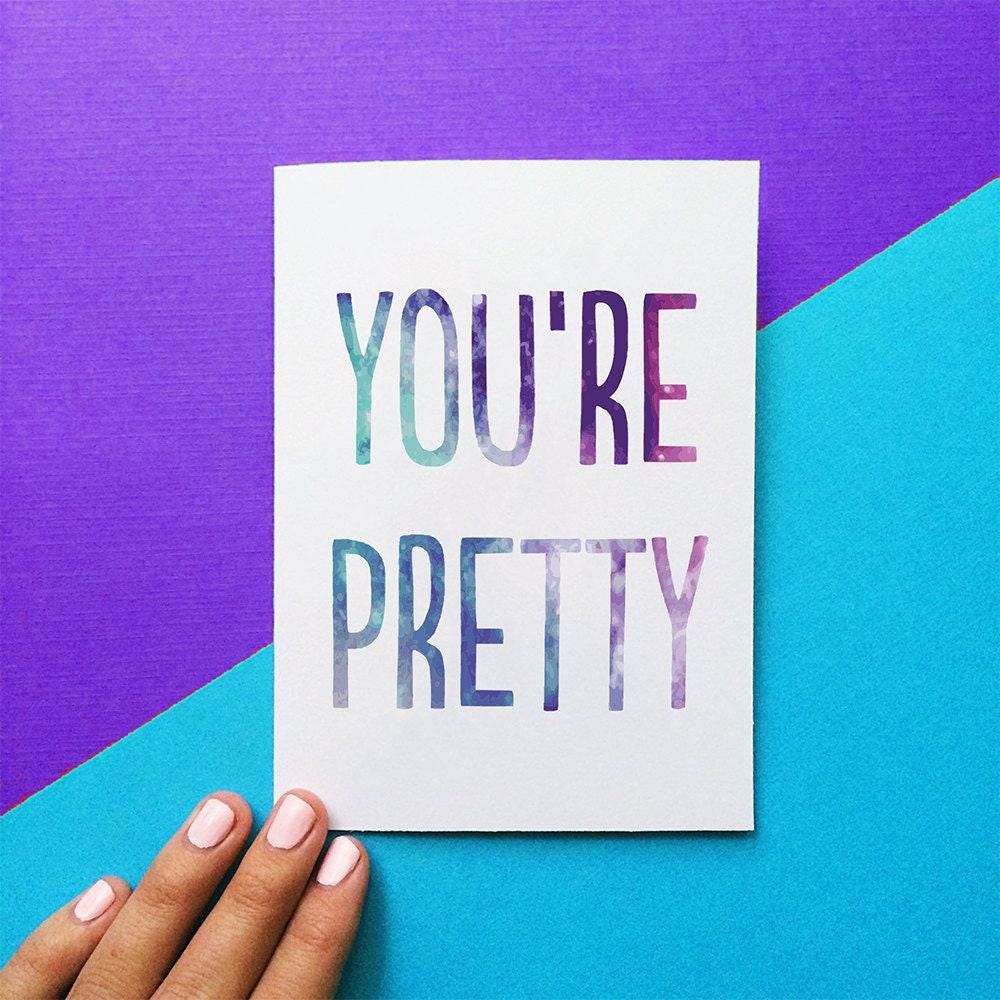 valentine card funny valentine card youre pretty funny – Pretty Valentines Cards