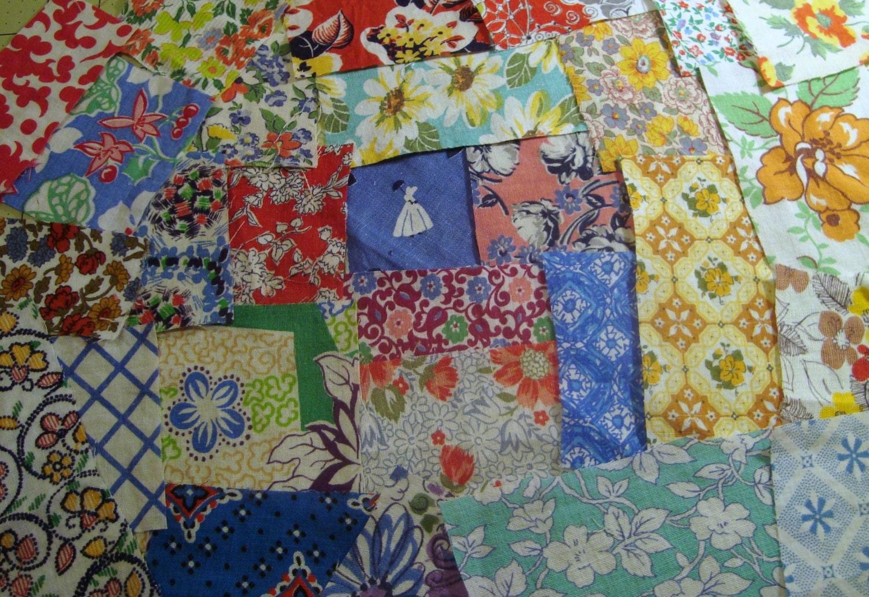 sale quilting scraps quilting fabric vintage fabric