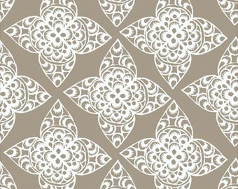 Impressions 1 & 1/2 Yard Remnant TY04 Taupe