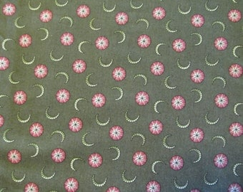Free Shipping! Basically Kaye Shirtings, Kaye England, Wilmington Prints. 1/2 Yard. 16195