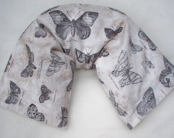 Butterflies Rice Pack Hot or Cold Therapy