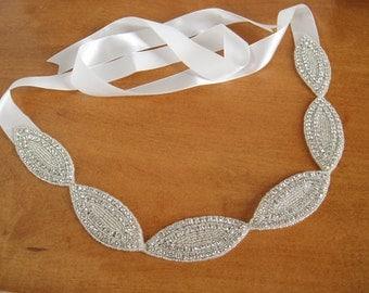Wedding Sash Crystal Bridal Belt Wedding Dress Belt rhinestone sashes belts crystal