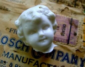 Antique Rare German Doll Head  90