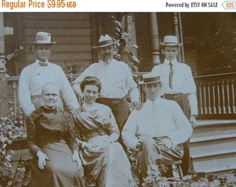 20PercentOff Stunning Victorian Group Cabinet Photo