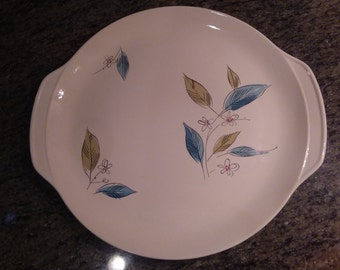 Vintage Salem platter