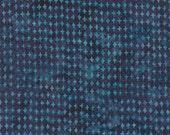 Blue Sweet Life Moda Batik Fabric - Pat Sloan - 43057 53