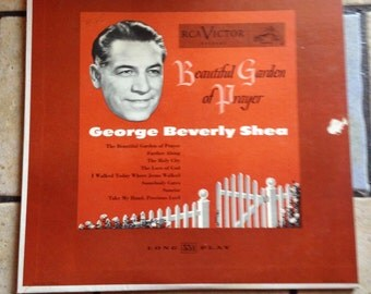 Beautiful Garden of Prayer George Beverly Shea RCA Victor Record