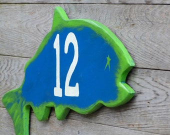 12th Man Wood Sign, Seattle Seahawks, Go Hawks, Seattle Football, Carved Wall Art