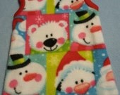 Mod Cat Christmas - Sphynx Cat Clothes - All sizes