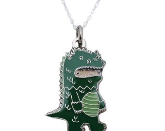 Dragon Wolfe Necklace