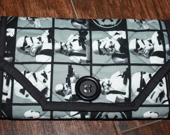Storm Troopers Star Wars Notepad Cover Clutch