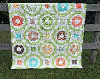 Wheelhouse PAPER Quilt Pattern #116