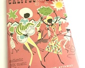 SALE LABOR DAY - 15% Off Vintage Song Book Calypso Folk Music of the Caribbean First Edition