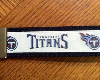 Titans Key Fob Keychain